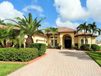 816 SW Saint Julien Court, Port Saint Lucie, FL 34986 - MLS#: RX-10373803