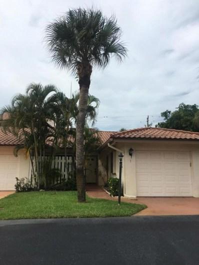 130 Palm Avenue UNIT 7, Jupiter, FL 33477 - MLS#: RX-10373812