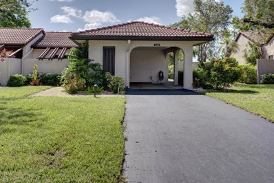 21481 Cypress Hammock Drive UNIT 31b, Boca Raton, FL 33428 - MLS#: RX-10373838