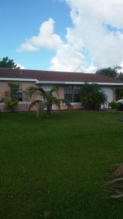 1532 SE Arenson Lane, Port Saint Lucie, FL 34952 - MLS#: RX-10373863