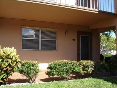 531 Brittany L, Delray Beach, FL 33446 - MLS#: RX-10373954