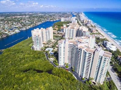 3720 S Ocean Boulevard UNIT 408, Highland Beach, FL 33487 - MLS#: RX-10374037