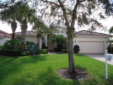 464 NW Blue Lake Drive, Port Saint Lucie, FL 34986 - MLS#: RX-10374076
