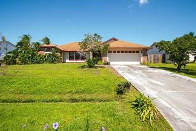 1273 SW Janette Avenue, Port Saint Lucie, FL 34953 - MLS#: RX-10374199