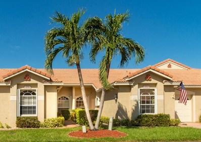 2731 Quaking Leaf Lane, Boynton Beach, FL 33436 - MLS#: RX-10374286