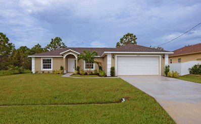 5872 NW Canada Street, Port Saint Lucie, FL 34986 - MLS#: RX-10374298