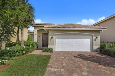 5613 Caranday Palm Drive, Greenacres, FL 33463 - MLS#: RX-10374428