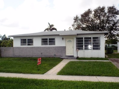 353 E Lake Road, Palm Springs, FL 33461 - MLS#: RX-10374462