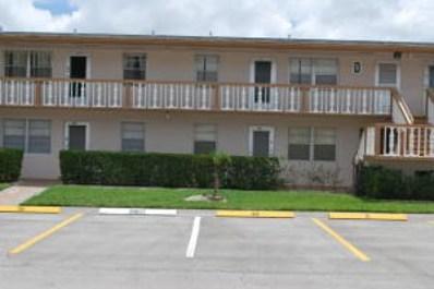 63 Northampton D UNIT D, West Palm Beach, FL 33417 - MLS#: RX-10374472