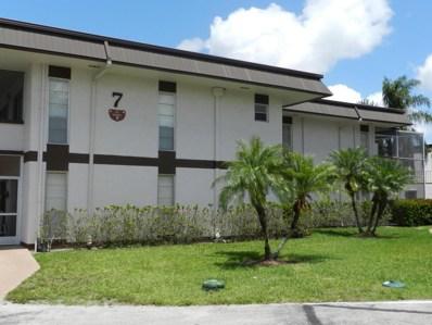 7 Greenway Village N UNIT 210, Royal Palm Beach, FL 33411 - MLS#: RX-10374600