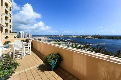 255 Evernia Street UNIT 1104, West Palm Beach, FL 33401 - MLS#: RX-10374787
