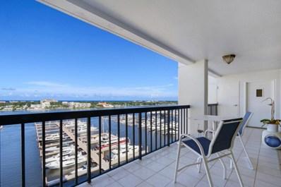 400 N Flagler Drive UNIT 1603, West Palm Beach, FL 33401 - MLS#: RX-10374916