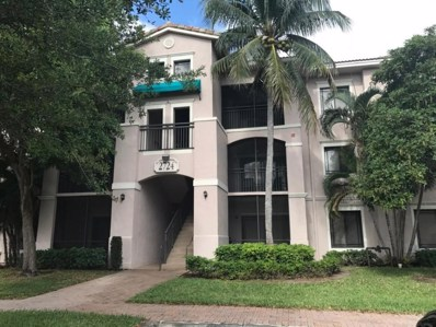 2724 Anzio Court UNIT 306, Palm Beach Gardens, FL 33410 - MLS#: RX-10375030