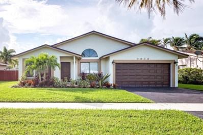 9986 NW 52nd Street, Sunrise, FL 33351 - MLS#: RX-10375095