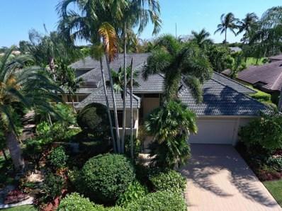 7470 Mahogany Bend Place, Boca Raton, FL 33434 - MLS#: RX-10375141