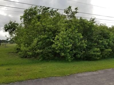2562 SW Acacia Avenue, Port Saint Lucie, FL 34987 - MLS#: RX-10375202
