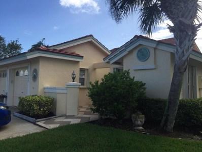 3822 SW Whispering Sound Drive, Palm City, FL 34990 - MLS#: RX-10375205