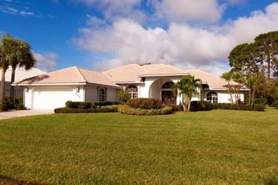 1070 SW Mockingbird Drive, Port Saint Lucie, FL 34986 - MLS#: RX-10375206