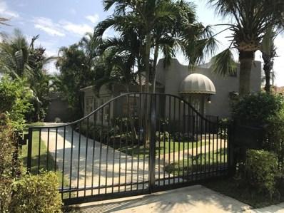 6212 Garden Avenue, West Palm Beach, FL 33405 - MLS#: RX-10375258