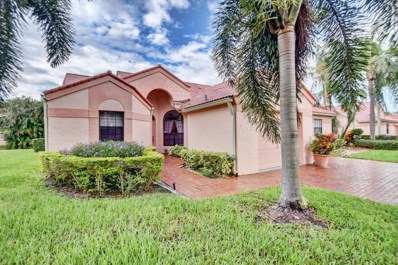 7900 Lexington Club Boulevard UNIT A, Delray Beach, FL 33446 - MLS#: RX-10375308