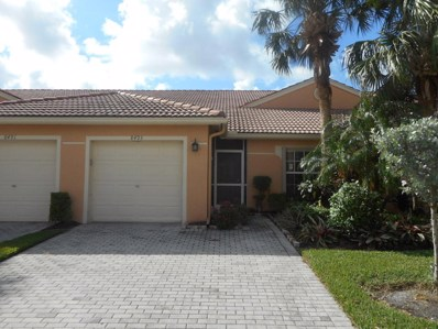 8493 Logia Circle, Boynton Beach, FL 33472 - MLS#: RX-10375356