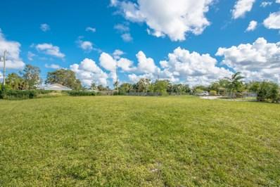 1556 W Breezy Lane, West Palm Beach, FL 33417 - MLS#: RX-10375413