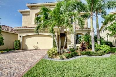 16574 Gateway Bridge Drive, Delray Beach, FL 33446 - MLS#: RX-10375540