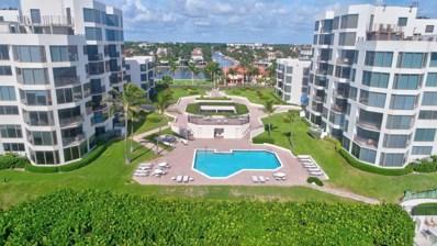 2575 S Ocean Boulevard UNIT 106s, Highland Beach, FL 33487 - MLS#: RX-10375654