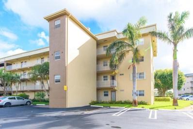 2400 Ne 1st Lane UNIT 310, Boynton Beach, FL 33435 - MLS#: RX-10375719