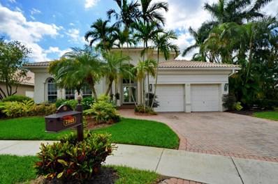 7968 Talavera Place, Delray Beach, FL 33446 - MLS#: RX-10375806