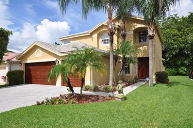 18044 Jazz Lane, Boca Raton, FL 33496 - MLS#: RX-10375817