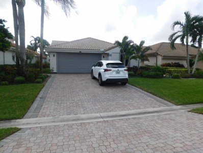7580 Glendevon Lane, Delray Beach, FL 33446 - MLS#: RX-10375836