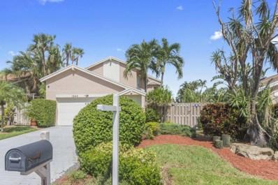 1845 NW 10th Street, Delray Beach, FL 33445 - MLS#: RX-10375884