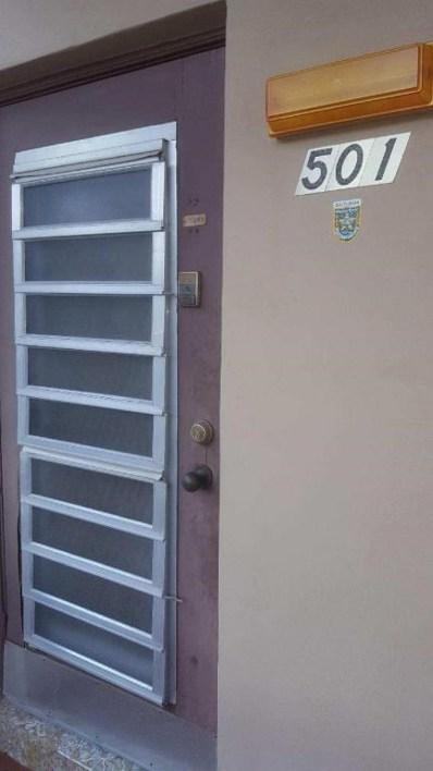 4805 NW 35th Street UNIT 501, Lauderdale Lakes, FL 33319 - MLS#: RX-10376163