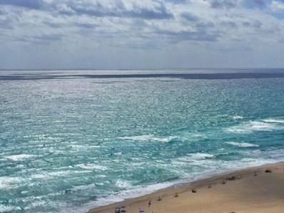 3000 N Ocean Drive UNIT 23-G, Singer Island, FL 33404 - MLS#: RX-10376240