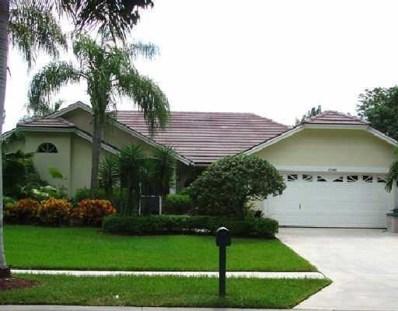 10248 Canoe Brook Circle, Boca Raton, FL 33498 - MLS#: RX-10376275
