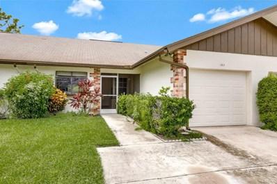 182 Bent Arrow Drive, Jupiter, FL 33458 - MLS#: RX-10376303