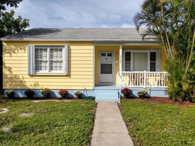 1121 N K Street, Lake Worth, FL 33460 - MLS#: RX-10376395