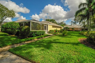 1219-A Nw Sun Terrace UNIT A, Saint Lucie West, FL 34986 - MLS#: RX-10376413