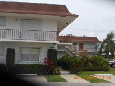 301 S Lakeside Drive UNIT 8, Lake Worth, FL 33460 - MLS#: RX-10376471