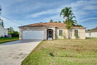 1966 SE Mandrake Circle, Port Saint Lucie, FL 34952 - MLS#: RX-10376520