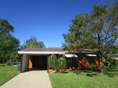 8704 Brookline Avenue, Fort Pierce, FL 34951 - MLS#: RX-10376536