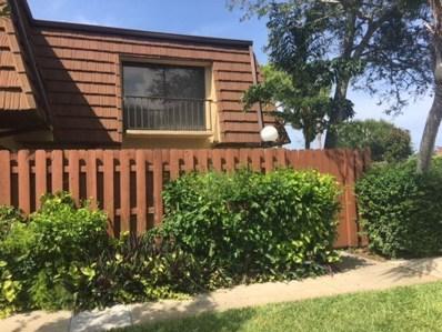1402 N Lawnwood Circle UNIT 15a, Fort Pierce, FL 34950 - MLS#: RX-10376749