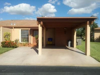 6684 Moonlit Drive, Delray Beach, FL 33446 - MLS#: RX-10376777