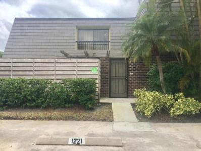 1221 12th Terrace, Palm Beach Gardens, FL 33418 - MLS#: RX-10376885