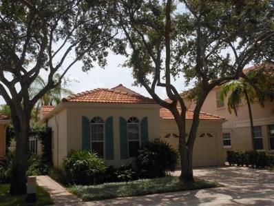 38 Via Verona, Palm Beach Gardens, FL 33418 - MLS#: RX-10376929