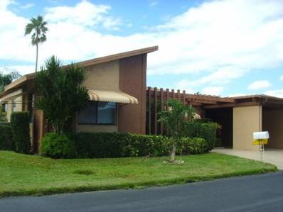 14747 Wildflower Lane, Delray Beach, FL 33446 - MLS#: RX-10377026