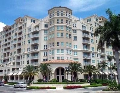 99 SE Mizner Boulevard UNIT 825, Boca Raton, FL 33432 - MLS#: RX-10377032