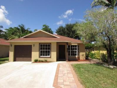 10073 Boynton Place Circle, Boynton Beach, FL 33437 - MLS#: RX-10377094