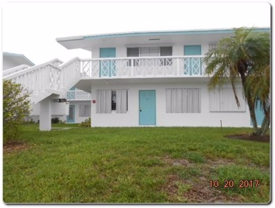 2290 Sunset Avenue UNIT 5, Lake Worth, FL 33461 - MLS#: RX-10377153